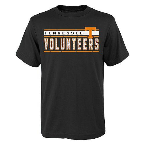 Boys 4-18 Tennessee Volunteers Banner Tee