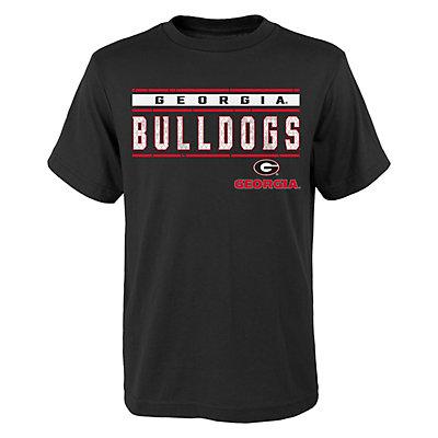 Boys 4-18 Georgia Bulldogs Banner Tee