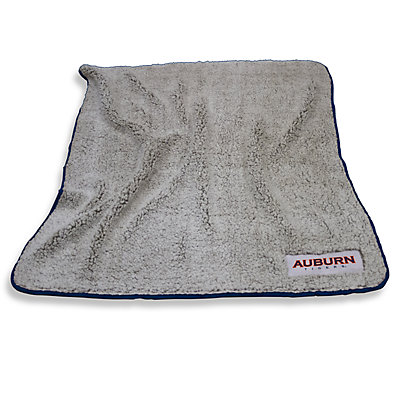 Auburn Tigers Frosty Fleece Throw Blanket