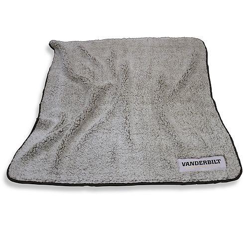 Vanderbilt Commodores Frosty Fleece Throw Blanket