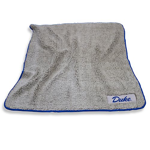 Duke Blue Devils Frosty Fleece Throw Blanket