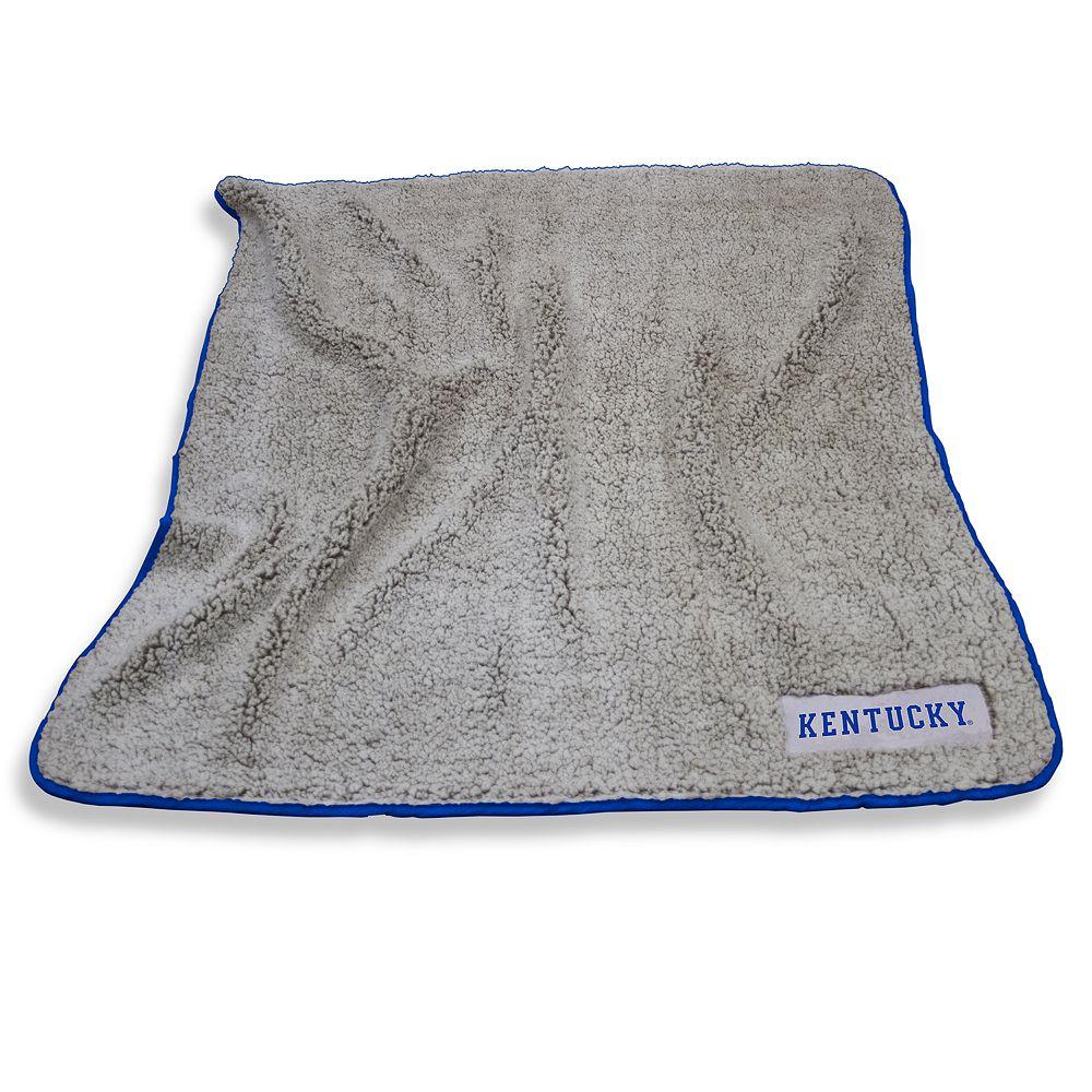 Kentucky Wildcats Frosty Fleece Throw Blanket
