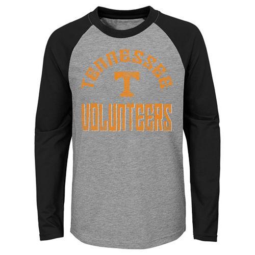 Boys 4-18 Tennessee Volunteers Gridiron Tee
