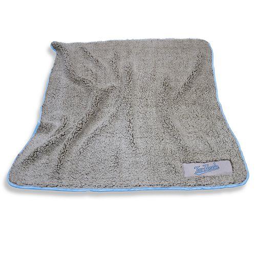 North Carolina Tar Heels Frosty Fleece Throw Blanket
