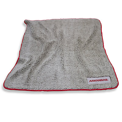 Arkansas Razorbacks Frosty Fleece Throw Blanket