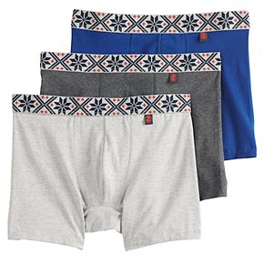 Men's IZOD 3-pack Stretch Boxer Briefs
