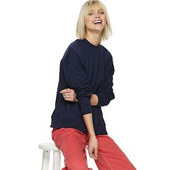 Women's POPSUGAR Snap-Side Sweatshirt