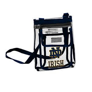 Notre Dame Fighting Irish Gameday Clear Crossbody Bag