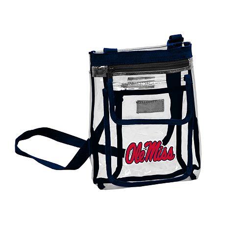 Ole Miss Rebels Gameday Clear Crossbody Bag