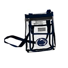 Penn State Nittany Lions Gameday Clear Crossbody Bag