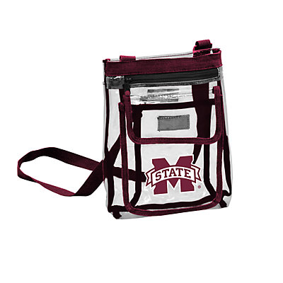 Mississippi State Bulldogs Gameday Clear Crossbody Bag