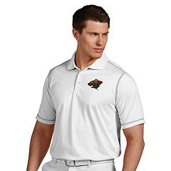 Men's Antigua Minnesota Wild Icon Polo
