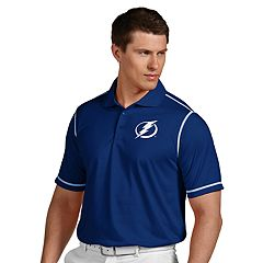 Men's Antigua Tampa Bay Lightning Icon Polo