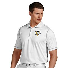Men's Antigua Pittsburgh Penguins Icon Polo