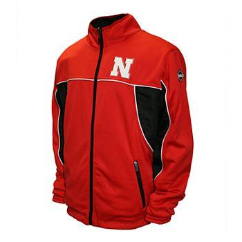 Men's Nebraska Cornhuskers Element Reversible Jacket