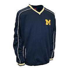 Men's Michigan Wolverines Edge Pullover