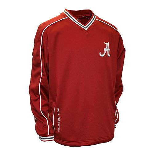 Men's Alabama Crimson Tide Edge Pullover