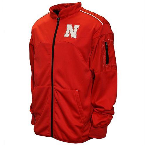 Men's Franchise Club Nebraska Cornhuskers Postgame Jacket