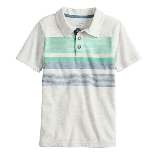 dced66f3 Boys 4-12 SONOMA Goods for Life™ Striped Polo