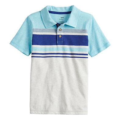 Boys 4-12 SONOMA Goods for Life? Striped Polo