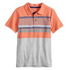 Boys 4-12 SONOMA Goods for Life™ Striped Polo