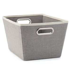 SONOMA Goods for Life® Canvas Storage Tote