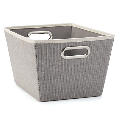 SONOMA Goods for Life? Canvas Storage Tote