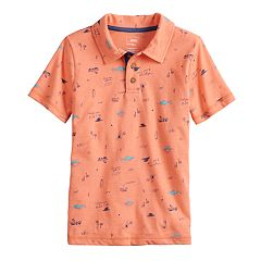 Boys 4-12 SONOMA Goods for Life™ Ocean Themed Polo