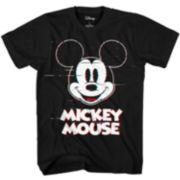 Boys 8-20 Mickey Mouse Tee