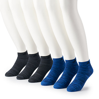 Men's adidas 6-pack Superlite Low-Cut Socks