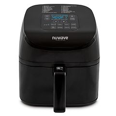NEW! Nuwave Brio 4.5-qt. Air Fryer with Temperature Probe