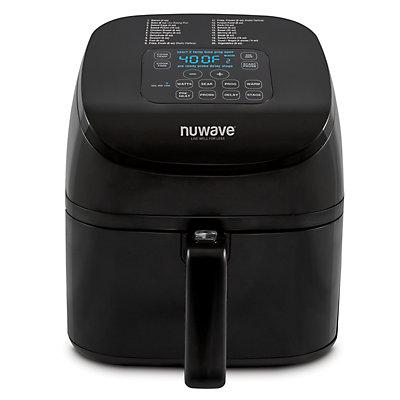 Nuwave Brio 4.5-qt. Air Fryer with Temperature Probe