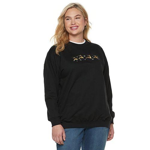 Plus Size MCCC Sport Holiday Fleece