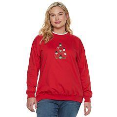 Plus Size MCCC Sport Holiday Fleece