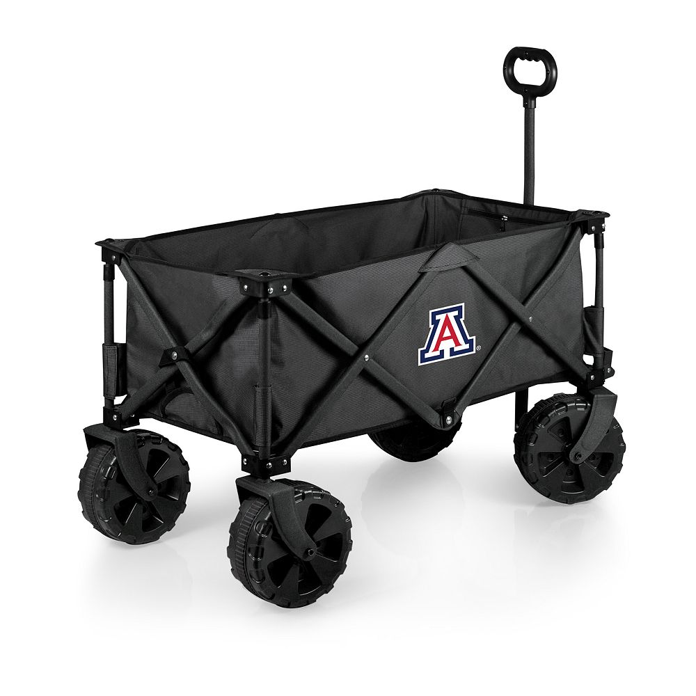 Picnic Time Arizona Wildcats Adventure All-Terrain Wagon