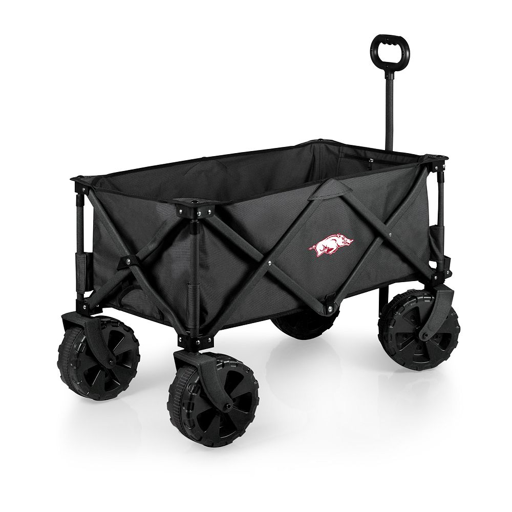 Picnic Time Arkansas Razorbacks Adventure All-Terrain Wagon