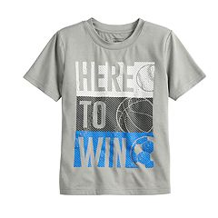 Boys 4-12 Jumping Beans® 'Here To Win' Sports Active Tee