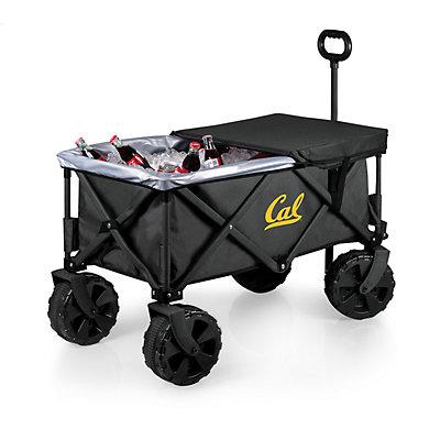 Picnic Time Cal Golden Bears Adventure All-Terrain Wagon