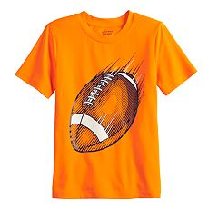 Boys 4-12 Jumping Beans® Football Softest Active Tee