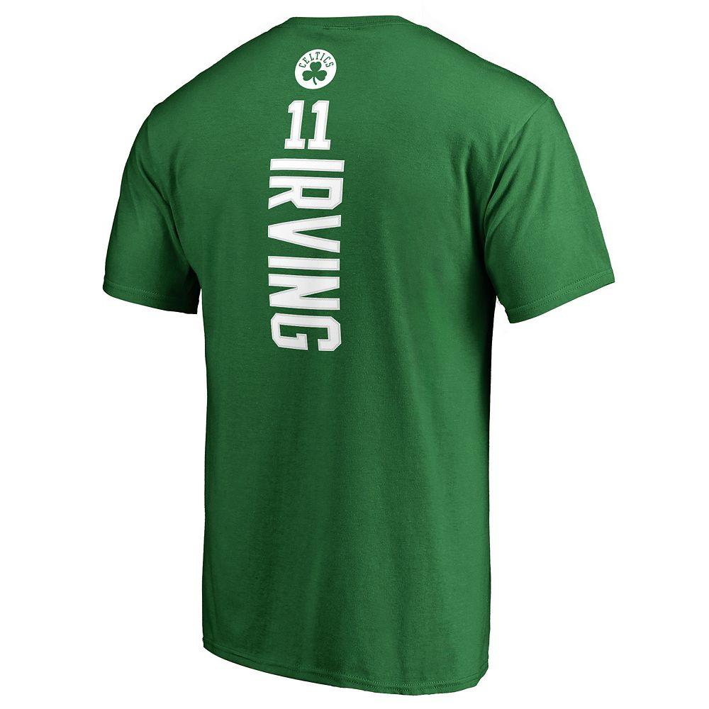 Boys 8-20 Boston Celtics Kyrie Irving Name & Number Tee
