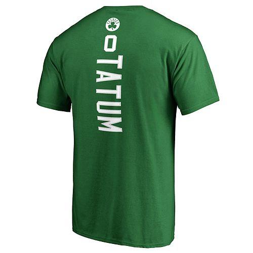 Boys 8-20 Boston Celtics Jayson Tatum Name & Number Tee