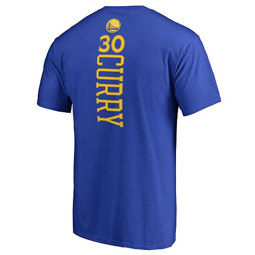Men's Golden State Warriors Stephen Curry Player Tee