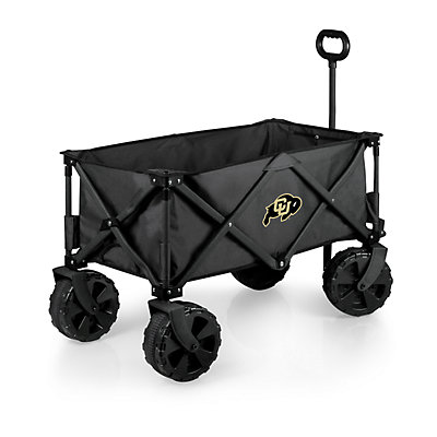 Picnic Time Colorado Buffaloes Adventure All-Terrain Wagon