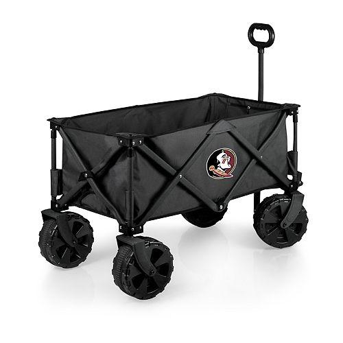Picnic Time Florida State Seminoles Adventure All-Terrain Wagon