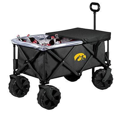 Picnic Time Iowa Hawkeyes Adventure All-Terrain Wagon