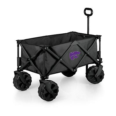 Picnic Time Kansas State Wildcats Adventure All-Terrain Wagon