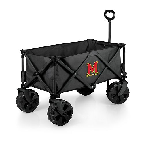 Picnic Time Maryland Terrapins Adventure All-Terrain Wagon