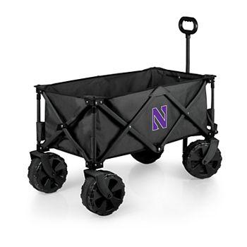 Picnic Time Northwestern Wildcats Adventure All-Terrain Wagon