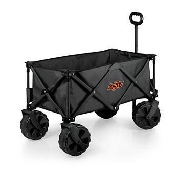 Picnic Time Oklahoma State Cowboys Adventure All-Terrain Wagon