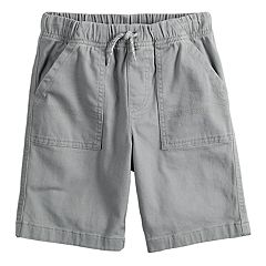 Boys 4-12 Jumping Beans® Twill Shorts